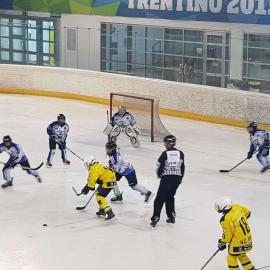 HC Trento vs. Vinschgau Warriors