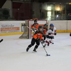 U8 Eisfix vs. Juniorteams Neumarkt