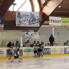 Vinschgau Warriors vs. HC Leifers